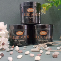 Lulur Madu With Lightening 100gr