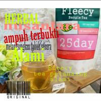 FLEECY TEH BANGLE Teh Herbal Pelangsing Alami