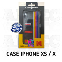 Case Mate Kodak for iPhone Xs / X