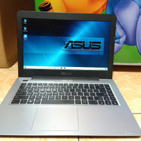 Laptop Asus A456UQ Core i7 Nvidia GeForce 940Mx 2Gb Ram 8gb Hdd 1Tb
