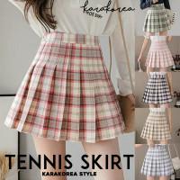 (#8606)Tennis Skirt/Korean Pleated Skirt/Mini Skirt/RokLipit/RokPendek