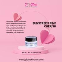 Sunscreen Pink Cherish (Acne)