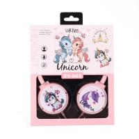 Headset bando Unicorn lucu imut /headphone karakter unicorn