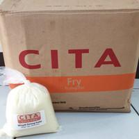 [Repack] CITA FRY Minyak Goreng Padat 500 gr