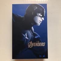 Hot Toys Captain America the Avengers MMS 174