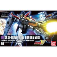 Gundam HG Wing Zero Bandai 1/144
