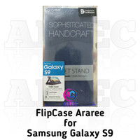Flip Case Araree for Samsung Galaxy S9 & S9+