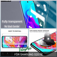 TEMPERED GLASS SAMSUNG S20 FE CLEAR BENING