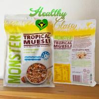 Monster Muesli | Tropical | High Fibre| Cereal | Made In Australia