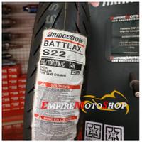 Ban Battlax S22 Ukuran 110 / 70 -17 R15 GSX 150 CBR 150