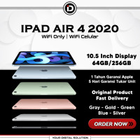 Apple iPad Air 4 2020 10.9 64GB/256GB WIFI CELL Gray Gold Silver Blue