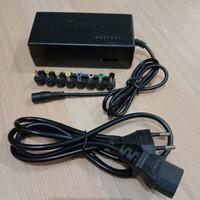 Adaptor Universal 96W Charger Laptop Tablet Adjustable Voltase
