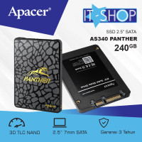 APACER SSD AS340 Panther 240GB