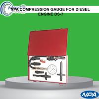 NPA COMPRESSION GAUGE FOR DIESEL ENGINE DS-7