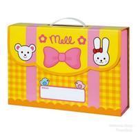 Mainan Ruang Kelas Sekolah Boneka Mell Chan Preschool Bag Ori Mellchan