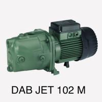 Dab Jet 102 M Pompa Air Semi Jet Manual Asli 102 M