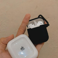 airpods gen 2 oem + wireless charger
