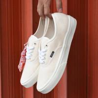 Vans Authentic All White Putih / Sepatu Sneakers Pria Wanita Casual