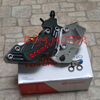 Kaliper Brembo Thailand 4 Piston + Braket Nmax- All New Nmax 2020