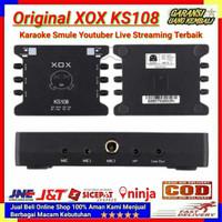 Sound Card External XOX KS108 Online Recording Smule XOX KS 108 Record