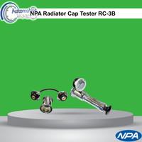 NPA Radiator Cap Tester RC-3B