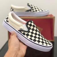 Sepatu Vans Slip On Checker Board UNISEX