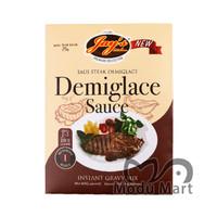 JAYS KITCHEN Demiglace Gravy Steak Sauce 25g Saus Bumbu Daging Instan