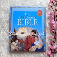 Buku The Children's Bible Kisah Alkitab untuk Anak Erlangga