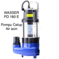 Pompa Celup Manual AIR ASIN Payau Rendam Kuras Kolam Wasser PD 180