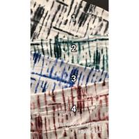 Kain Bahan Daster Homedress Gamis Kain rayon motif Tie Dye