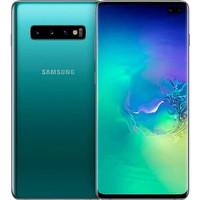 Samsung Galaxy S10 Plus + - 8 / 128GB - Garansi Resmi Prism Green
