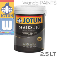 JOTUN MAJESTIC PERFECT BEAUTY CARE 7637 Exhale (2.5 liter)