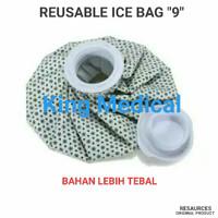 Ice Bag Compress/Kantong Kompres/Alat kompres Panas Demam Bayi & Anak