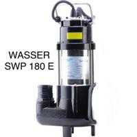 WASSER SWP 180 Pompa Celup Manual Air Kotor Stainless Kuras Banjir