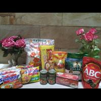 Paket Sembako Berbagi kasih