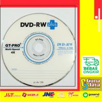 DVD Kosong/CD Disk Blank GT-PRO DVD RW