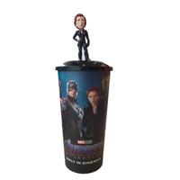 Cinepolis Tumbler Avengers - BLACK WIDOW - Official Merch 22oz