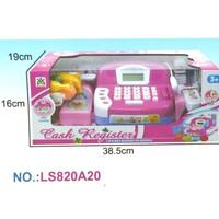 Mainan Anak Cash Register Jumbo - Mainan Kasir Besar