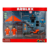 Roblox Action Collection - Jailbreak : Great Escape Playset
