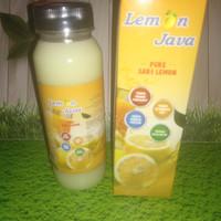 lemovita sari lemon jus diet minuman lemon murni 250ml