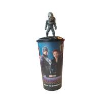 Cinepolis Tumbler Avengers - WAR MACHINE - Official Merchandise 22oz