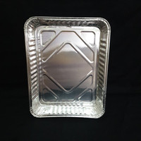 ALUMINIUM TRAY BX-52210 - WADAH ALUMINIUM FOIL TRAY BX 52210
