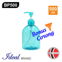 IDEAL BP500 Botol Pompa 500ml (Hand Pump Bottle)