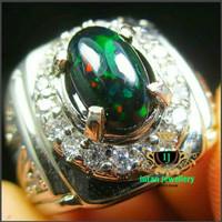 cincin batu natural KALIMAYA top quality super jarong