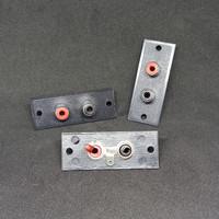 Socket Rca 2 Lubang/Pin