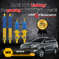 Shock Adjustable 4 Step kelembutan PROFENDER mobil Toyota New Innova