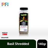 Basil Shredded Saporito 140g ( Daun Basil Import )
