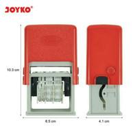 Date Stamp / Stempel Tanggal Joyko S-71 (Lunas) / Self Inking