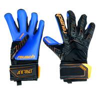 Sarung Tangan Kiper Reusch Gk Pro Attrakt Freegel MX2 7083 - Black