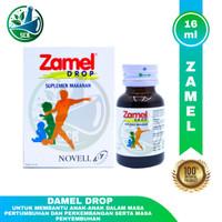 Zamel Sirup Dan Drop - 16ml-60ml